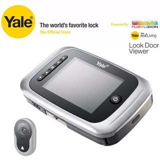 Yale Digital Door Viewer 2