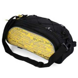 Coolchange Multifunctional 10L Bike Bag Bicycle Bag Carrier Bag Trunk Bag
