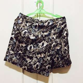 Silk Skort from Nava