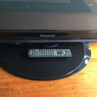 """Panasonic Viera 50"""" Plasma TV"""