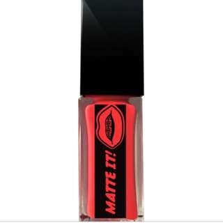 Napoleon Liquid Lipstick
