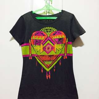 Dark Gray Aztec Shirt