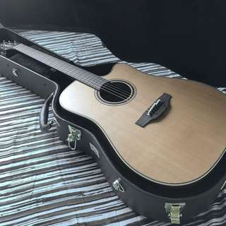 Takamine Electric Acoustic Guitar Pro Series - P3DC