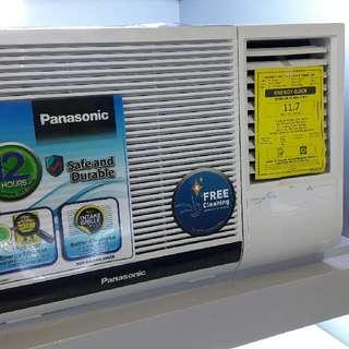Panasonic Window Type Aircon