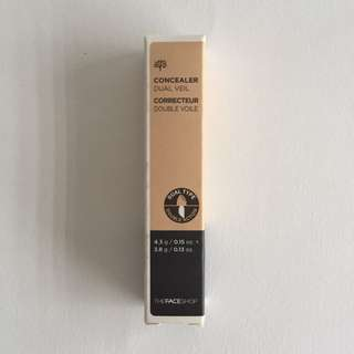 The Face Shop Dual Type Concealer (N203)