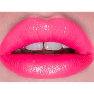 Lime Crime Unicorn Lipstick in Geradium