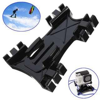 KIte board kitesurfing kite line mount for Gopro