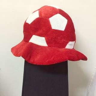 [贈品]波蘭足球帽子