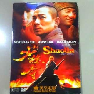 DVD SHAOLIN ORIGINAL