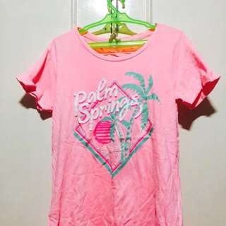 Neon Pink Shirt from Cotton On