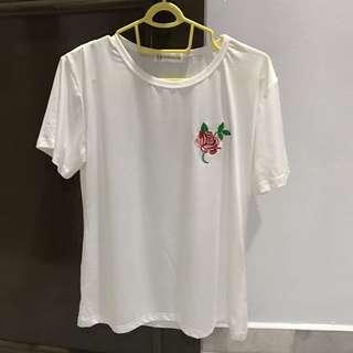 Embroidery Tshirt