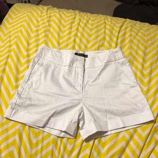 Glassons Short 1xwhite pair,  1x Black Pair $10 each