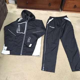Kooga men's tracksuit worn once size M