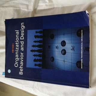 AB1601 Organizational Behavior and Design