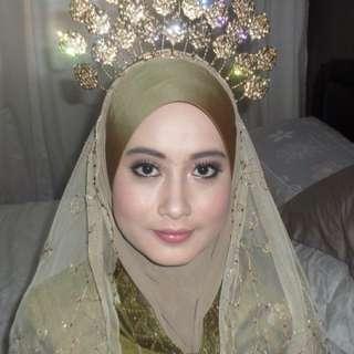 Makeup Service For Wedding Reception