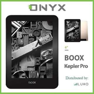 "🚚 [BNIB - Preorder] ONYX BOOX Keppler Pro 6"" Android eReader"