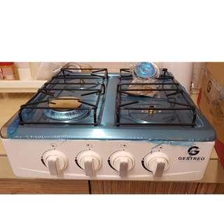 4-burner desktop stove