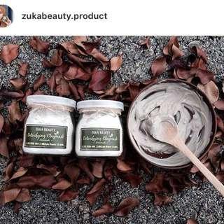 Detoxifying Claymask Zukabeauty