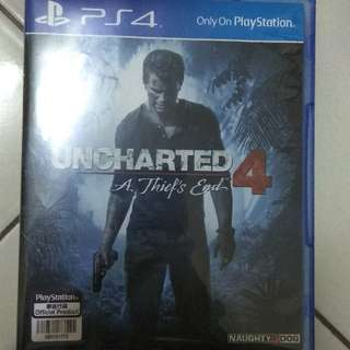 Uncharted 4 R All
