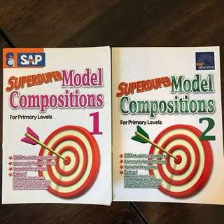 Model Compositions for Pri 1 & 2