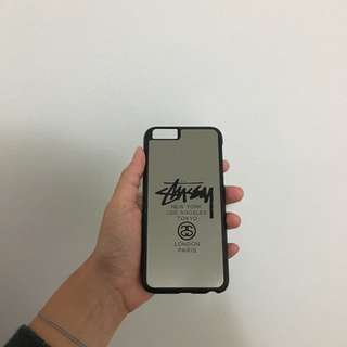Mirrored Stussy iPhone 6/6s Case