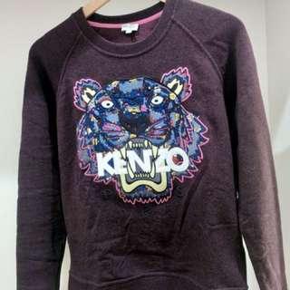 Kenzo Tiger Sweatshirt Size 8