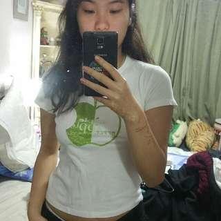 Basic White Tee Shirt