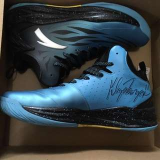 Anta KT2 Klay Thompson Diamond A-Shock Outdoor Basketball Shoes - Chase & Hunt