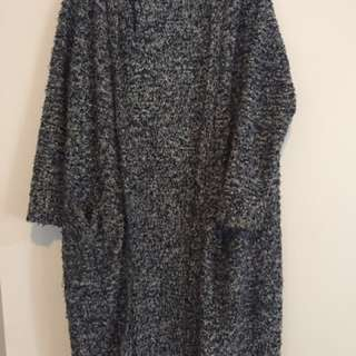 Over-sized Cardigan MONKI