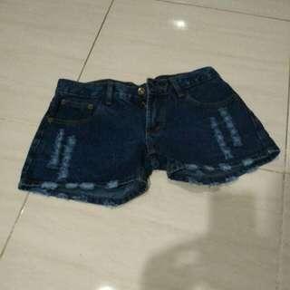 #preloved Jeans hotpant Size 32