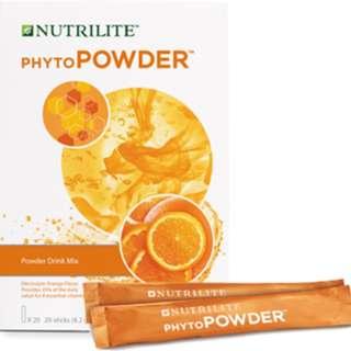 NUTRILITE PhytoPOWDER / Sticks -(Orange)