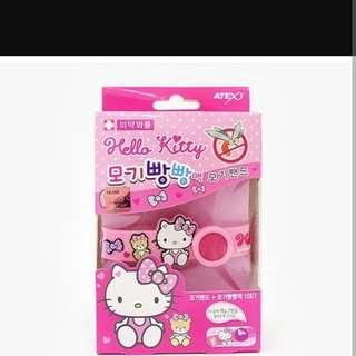 Hello kitty防蚊手環
