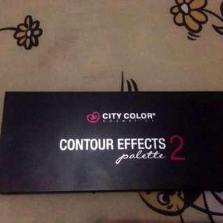City Color Contour Effects 2