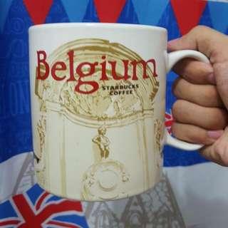 Starbucks Belgium Mug