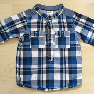 H&M Baby Boy Shirt