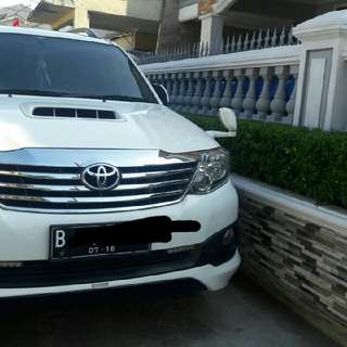 Fortuner TRD Sportivo Automatic