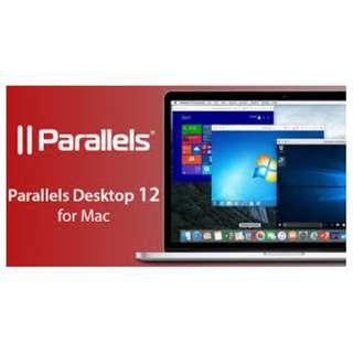 Parallel Desktop 12 for Mac