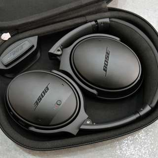 Bose qc35 - Black