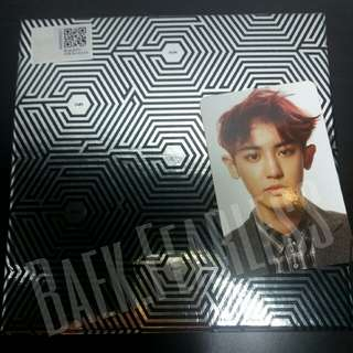 [WTS] EXO OVERDOSE OFFICIAL ALBUM W/ CHANYEOL PC