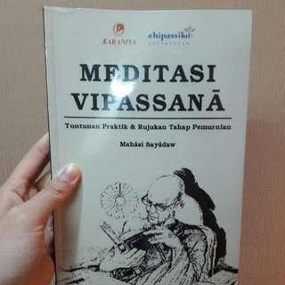 Meditasi Vipassana