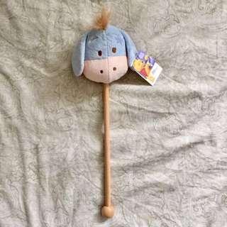 Eeyore Puppet Toy