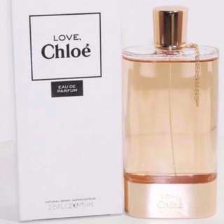 Chloe Love 75ml Tester