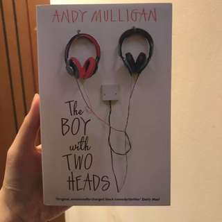The Boy With Two Heads Imported Book