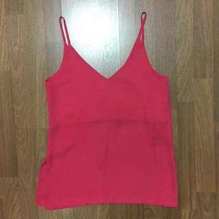 H&M Pink Cami Top