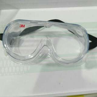 3M 安全護鏡 Safety Goggles