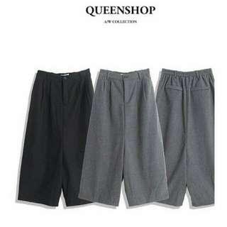 🚚 Queen Shop 寬褲