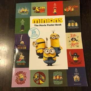Minion Movie Poster Book