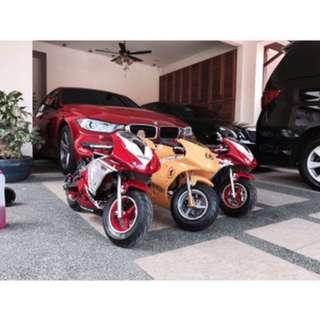 Porcket Bike