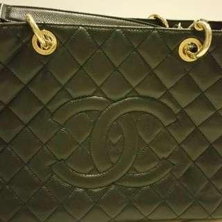 Chanel GST Black - Goldware