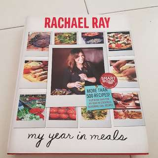 Rachael Ray 365 Day Cookbook And Cocktails Recipes
